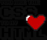 You are the css to my html - nietypowe i śmieszne kubki dla każdego
