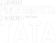 Koszulka - Z zawodu programista, z wyboru / przypadku - koszulki nietypowe, śmieszne - chcetomiec.cupsell.pl