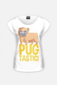 PUG Tastic - koszulki z pełnym nadrukiem - chcetomiec.cupsell.pl, ubrania dla kobiet i mężczyzn
