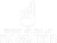 Bluza bez kaptura - Trust me, i am an engineer - dziwneumniedziala.com