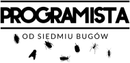 Kubek termiczny - Programista od siedmiu bugów - kubki termiczne, kubki na kawę, kubki komputerowe, informatyczne