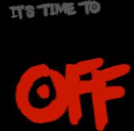 It's time to log off - Kubek - nietypowe i śmieszne kubki dla każdego
