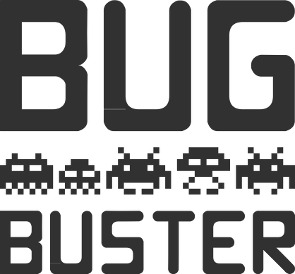 Kubek - Bug Buster - koszulki informatyczne, koszulki dla programisty i informatyka