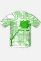 Koszulka - Układ scalony  - koszulki informatyczne, koszulki dla programisty i informatyka - dziwneumniedziala.cupsell.pl