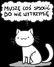 psotny kot