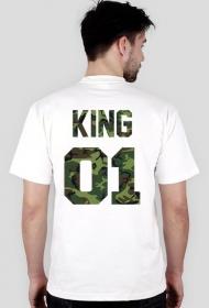 KING moro biała
