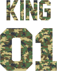 KNG moro czarna