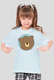 Misiakowa koszulka dla Małych Ludzi