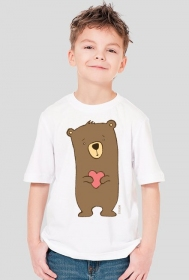Zakochana koszulka dla Małych Ludzi
