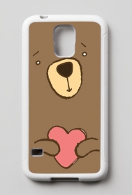 Zakochany Miś - case na Samsung Galaxy