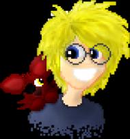 Pixelowy Eleven i Foxy - Męska