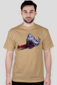 Koszulka z rekinem