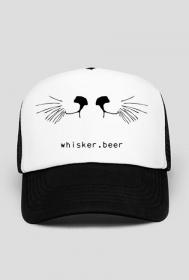Czapeczka whisker.beer