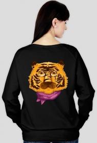 Hipsterski tygrys - bluza