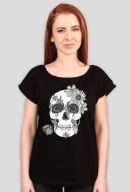 Flower Skull women