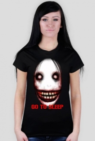 Jeff The Killer Go To Sleep