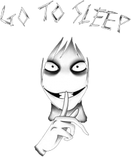 Jeff The Killer Go To Sleep 2