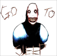 Jeff The Killer Go To Sleep 3