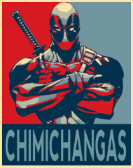 Deadpool Chimichangas /woman/