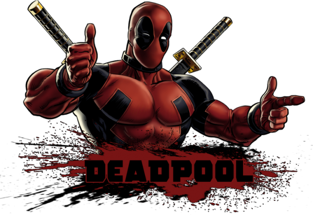 Deadpool 002 /boy/
