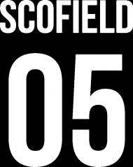 Scofield 05 - black & blue