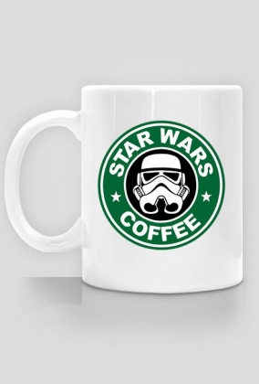 Star Wars Coffee - kubek
