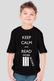 Koszulka chłopięca Keep calm