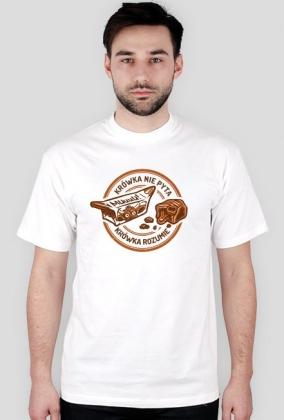 Krówka rozumie - standard biała