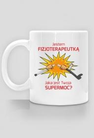 SuperFizjo - kubek dla niej