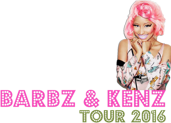 BARBZ & KENZ TOUR 2016