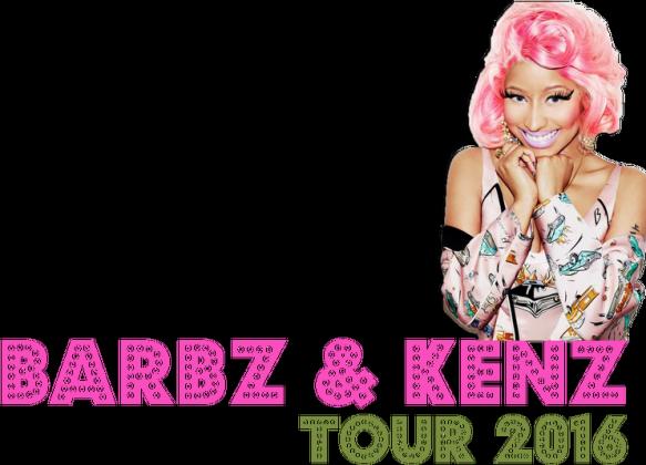 BARBZ & KENZ TOUR 2016 Girl