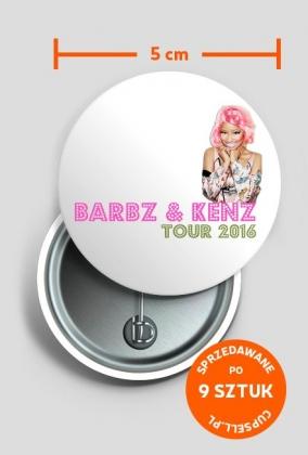 BARBZ & KENZ TOUR 2016 Badzik