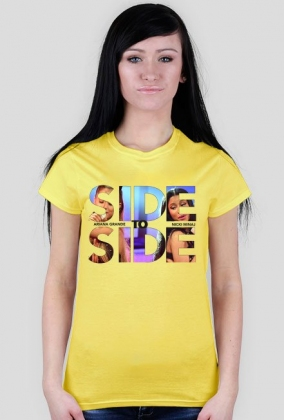 SIDE TO SIDE girl