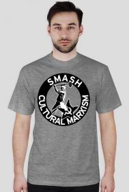 Niszcz Marksizm Kulturowy! Koszulka Męska
