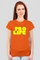 PROLIFE Tshirt damski