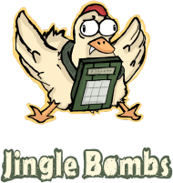 CSGO: Jingle Bombs (Damska bluza)