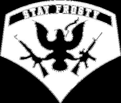 Stay Frosty - Plecak