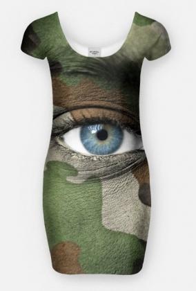 Sukienka Oko Moro