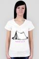 Koszulka damska Podróże są OK