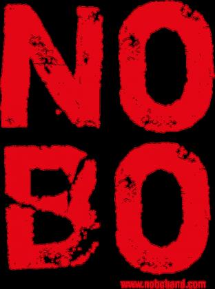 NOBO męska nr3 (czarna/biała)
