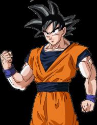 Podkładka pod mysz-Goku