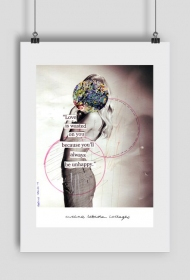 love is wasted /poster/