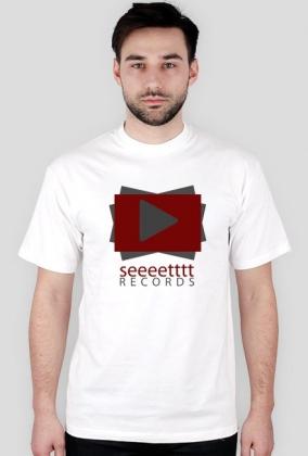 """Koszulka """"seeeetttt Records"""""""