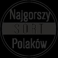 Przypinki - Najgorszy sort Polaków