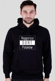 Bluza męska - Najgorszy sort Polaków_3
