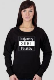 Bluza damska - Najgorszy sort Polaków_3