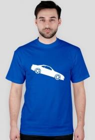 Koszulka z samochodem [Męska]