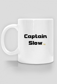 Captain Slow - kubek