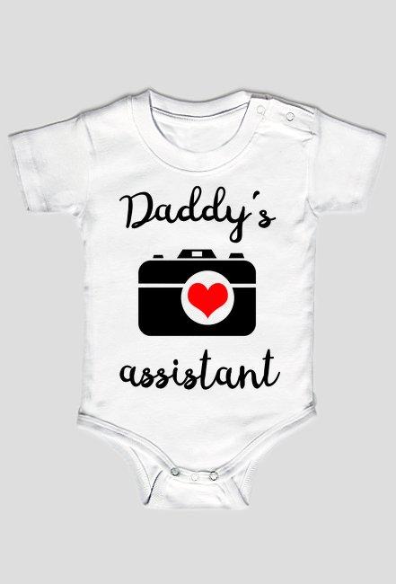Daddy's assistant - body fotograficzna Camwear