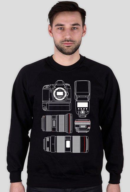 PHOTO EQUIPMENT - bluza fotograficzna w Camwear
